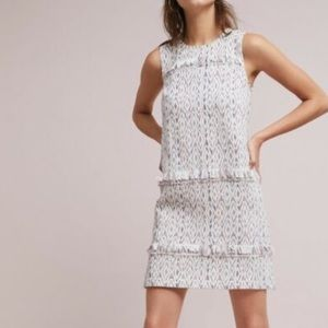 Akemi+Kin Tweed Shift Dress